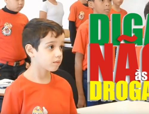 USO DE DROGAS ENTRE CRIANÇAS ALERTA PAIS